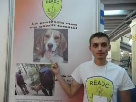 R.E.A.D.C. la European Dog Show Bucureşti-Romania 2012