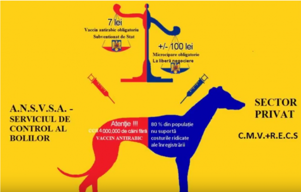 FREE RABIES VACCINATION, BUT FOR MONEY !